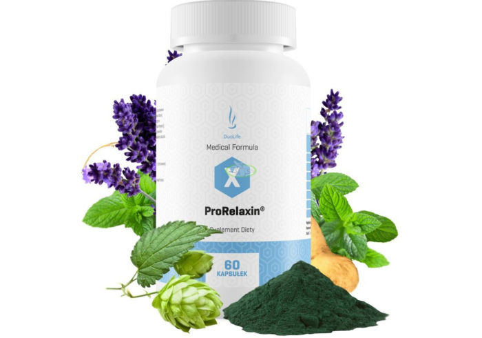 Medical Formula ProRelaxin NEW