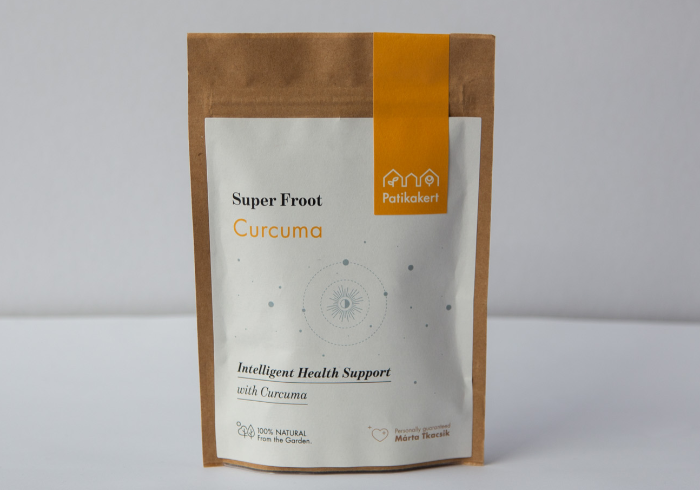 Super Froot Curcuma 50g