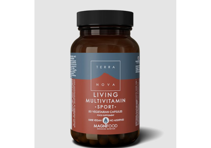 Living Multivitamin Sport 50